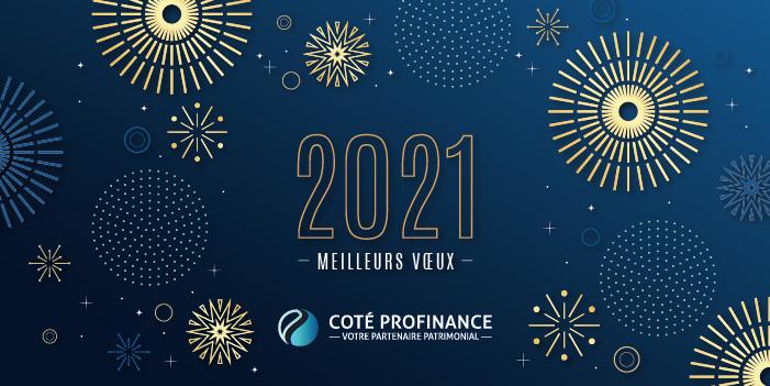 Voeux 2021 du cabinet Coté Profinance